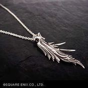 Vii for pc square enix final fantasy vii silver pendant sephiroth mozeypictures Image collections