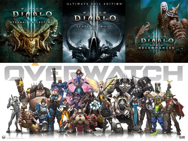 PS Storeにて『オーバーウォッチ』『ディアブロIII』セール開催決定!