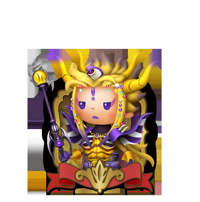 皇帝 | キャラクター | シアトリ...