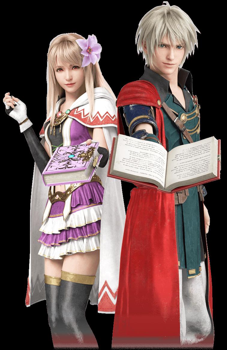 ファイナルファンタジー ブレイブエクスヴィアス デジタル アルティマニア Square Enix