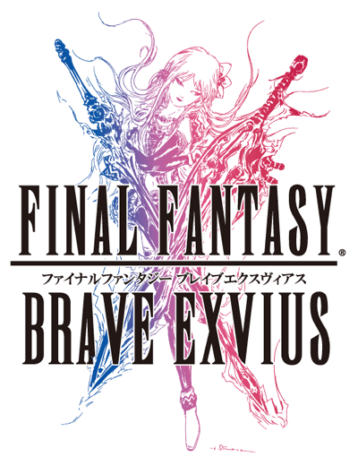SQUARE ENIX FINAL FANTASY BRAVE EXVIUS