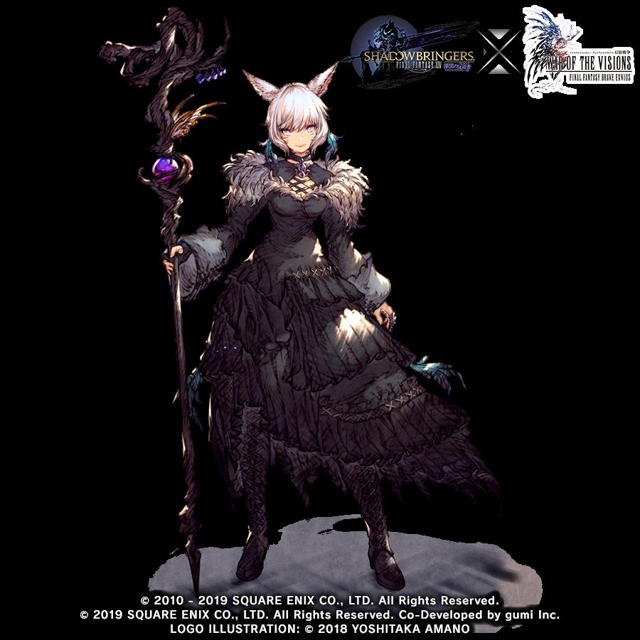 War Of The Visions Final Fantasy Brave Exvius Debut Trailer Japanese Preregistration Open Tactics Mobile Gacha Confirmed Global Release Resetera