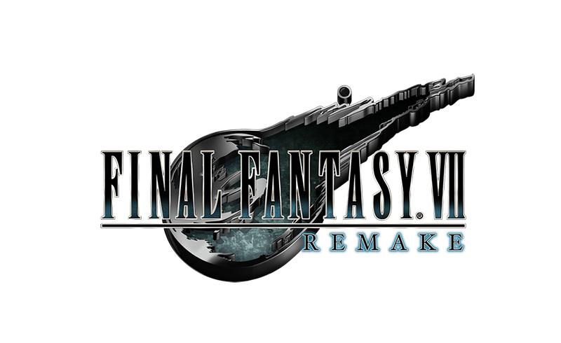 FFVII-remake_logo.jpg 「FINAL FANTASY VII」フルリメイク作