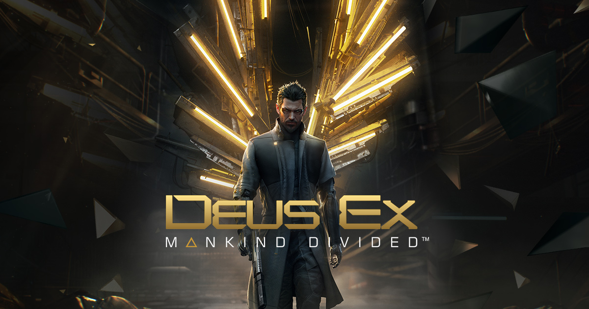 Deus Ex: Mankind Divided | SQU...