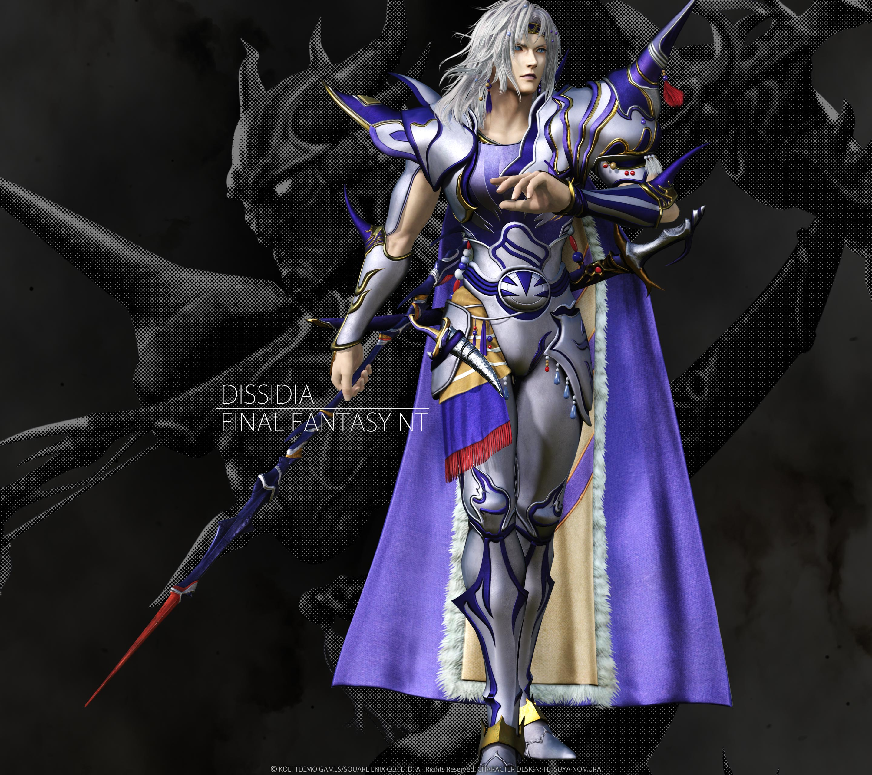 Dissidia Final Fantasy Nt Cecil Cloud Wallpaper Finalfantasy