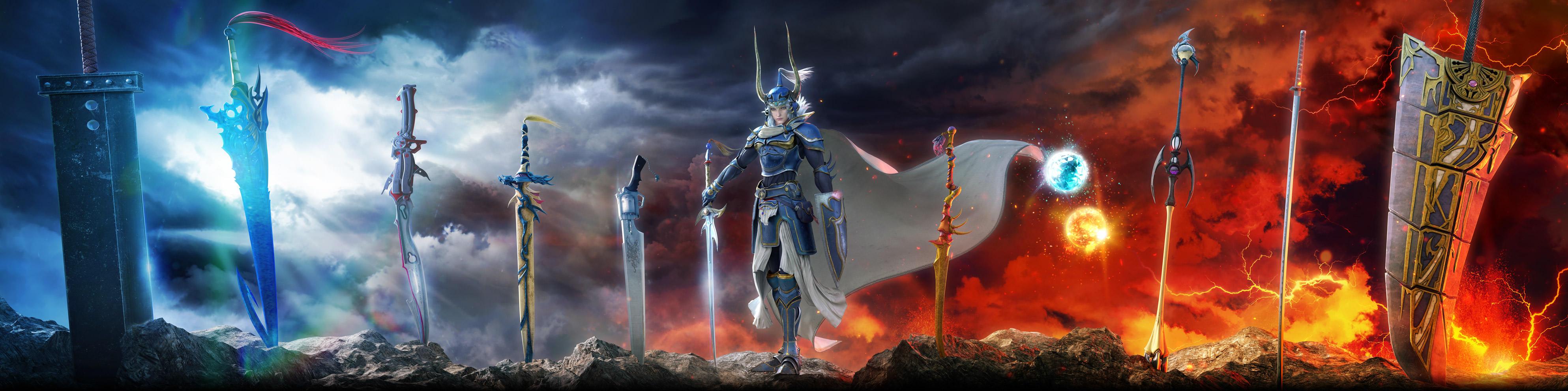 Dissidia Final Fantasy Nt Square Enix