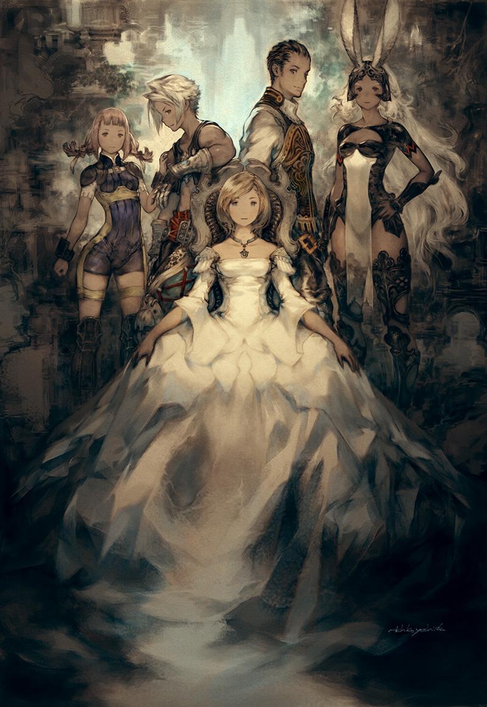 Final Fantasy Xii The Zodiac Age Square Enix