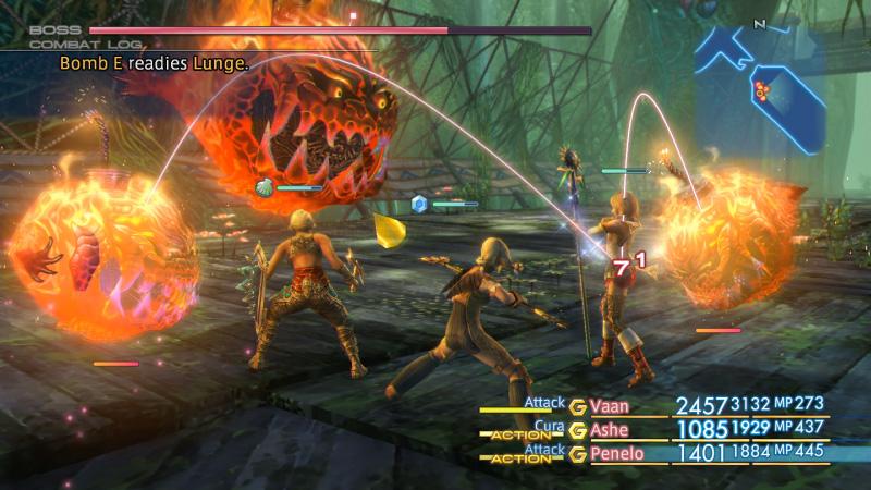 Anunciado Final Fantasy XII Zodiac Age P01
