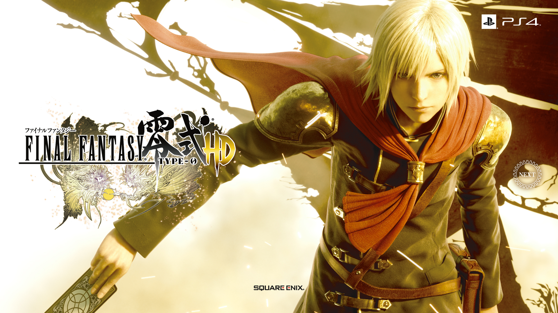 Final Fantasy Type 0 Hd Games 4k Wallpapers Images: FINAL FANTASY零式HD