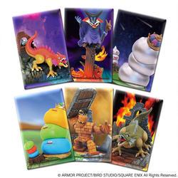 「ドラゴンクエスト」のモンスターたちのフィギュアをモチーフにしたマグネットが新発売!
