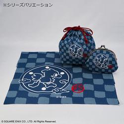 FINAL FANTASYシリーズより、京都、友禅染で仕上げた和雑貨が登場!