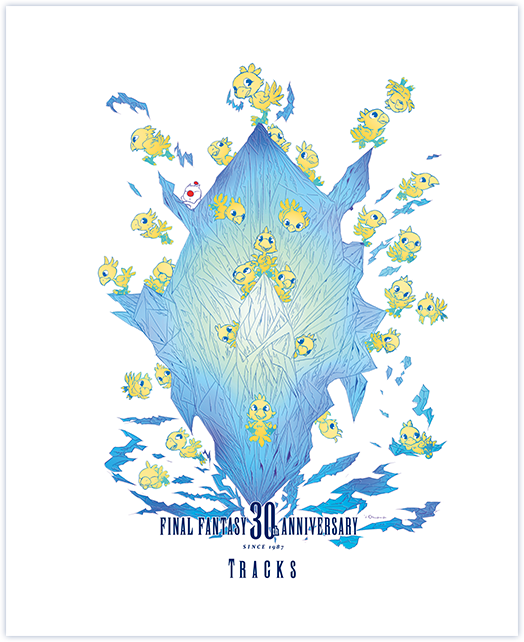 Final fantasy 30th anniversary tracks 1987 2017 square enix final fantasy 30th anniversary tracks 1987 2017 voltagebd Choice Image