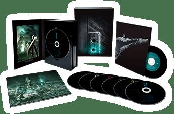 FINAL FANTASY VII FF7 REMAKE Original Soundtrack Normal Edition 7 CD NEW Japan