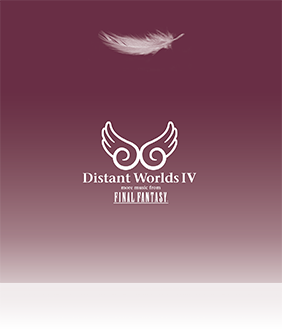 distant worlds iv more music from final fantasy square enix