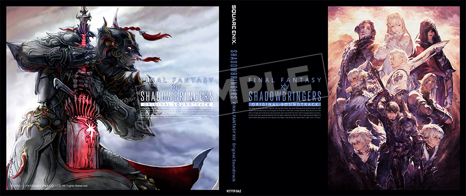 Shadowbringers OST out on September 11, preorder already live and