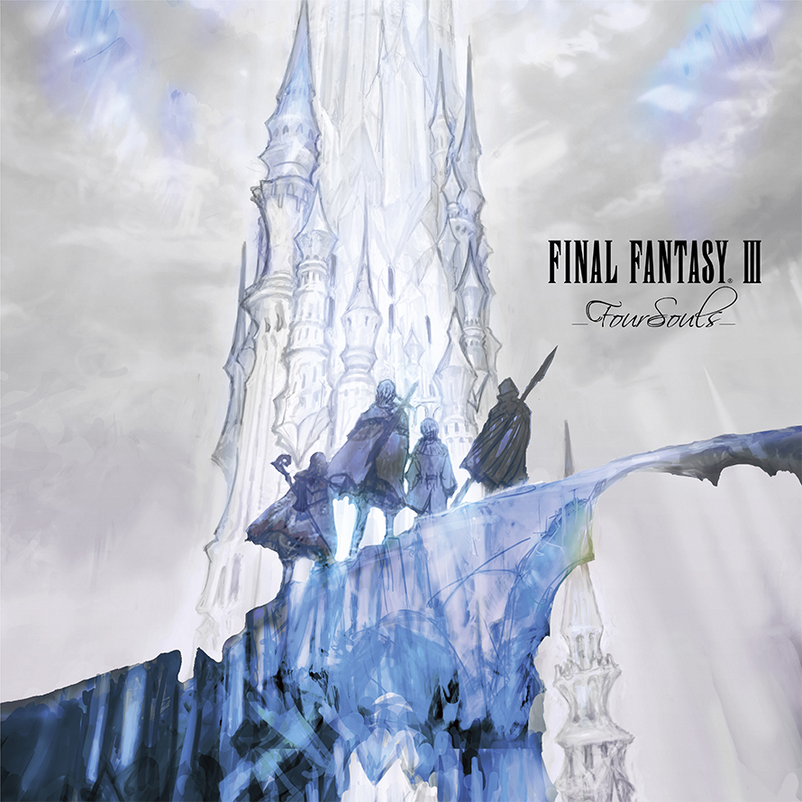 FINAL FANTASY III Four Souls