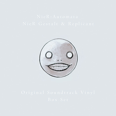 CD-ROM PIANO COLLECTIONS NIER GESTALT /& REPLICANT Nier