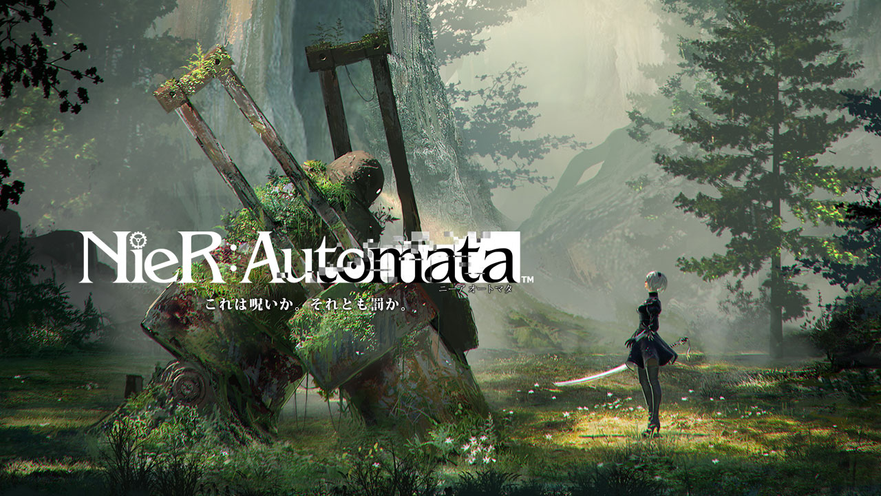 World Nier Automata Square Enix