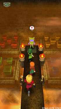 Dragon Quest VII iPhone iPad
