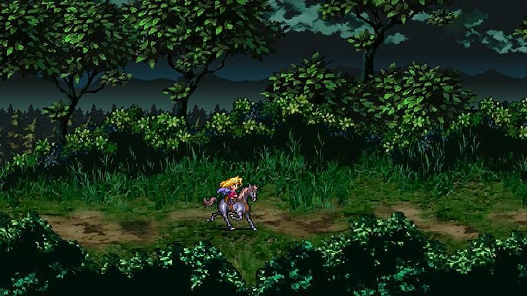 ロマサガ 3 ジャングル